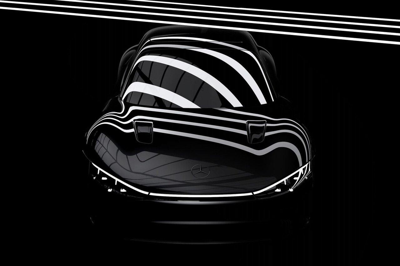 Mercedes Vision EQXX: obiettivo 1000 km di autonomia