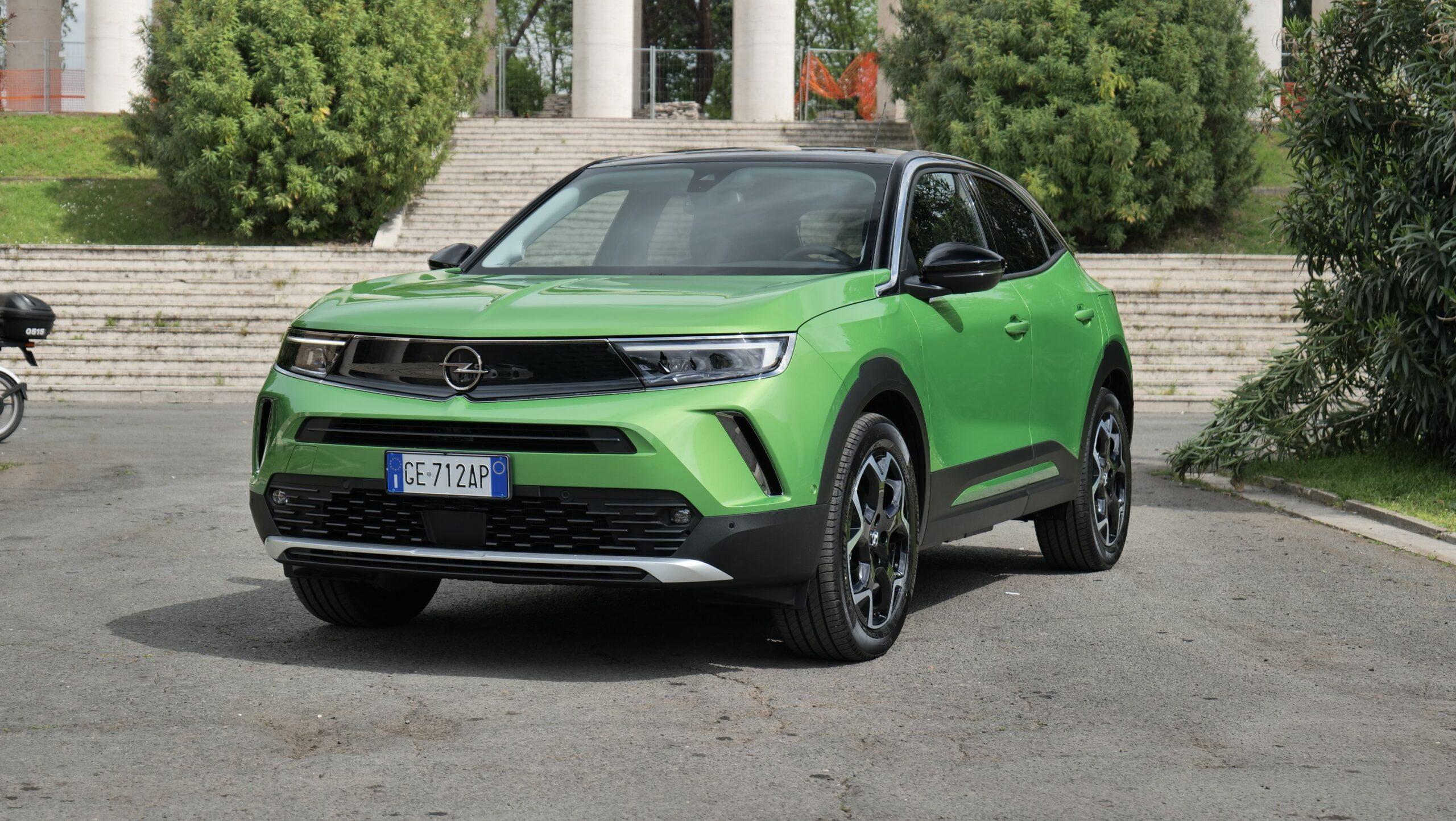 Opel Mokka-e: la prova su strada