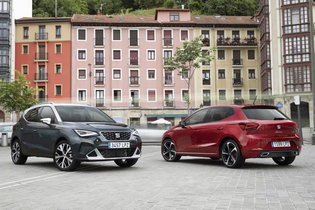 Seat Ibiza e Arona 2021: il nuovo listino