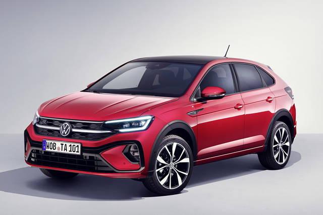 Volkswagen Taigo: voglia di coupé