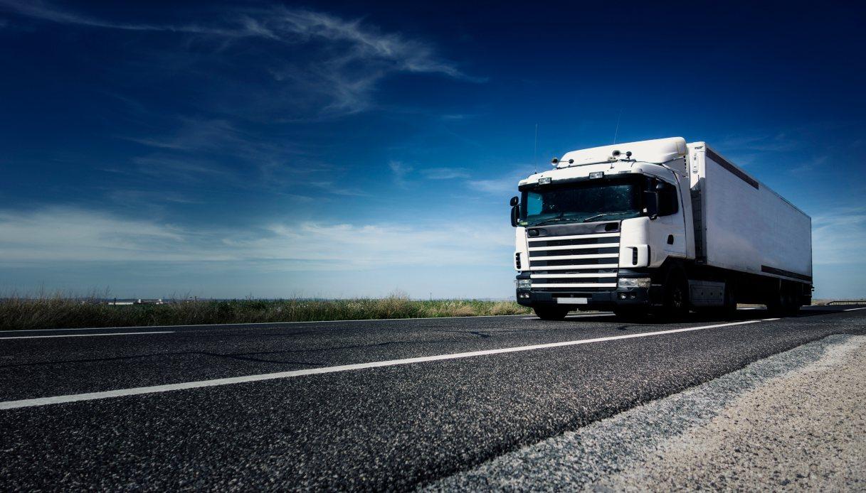 Gli autoarticolati sono stati convertiti a biodiesel