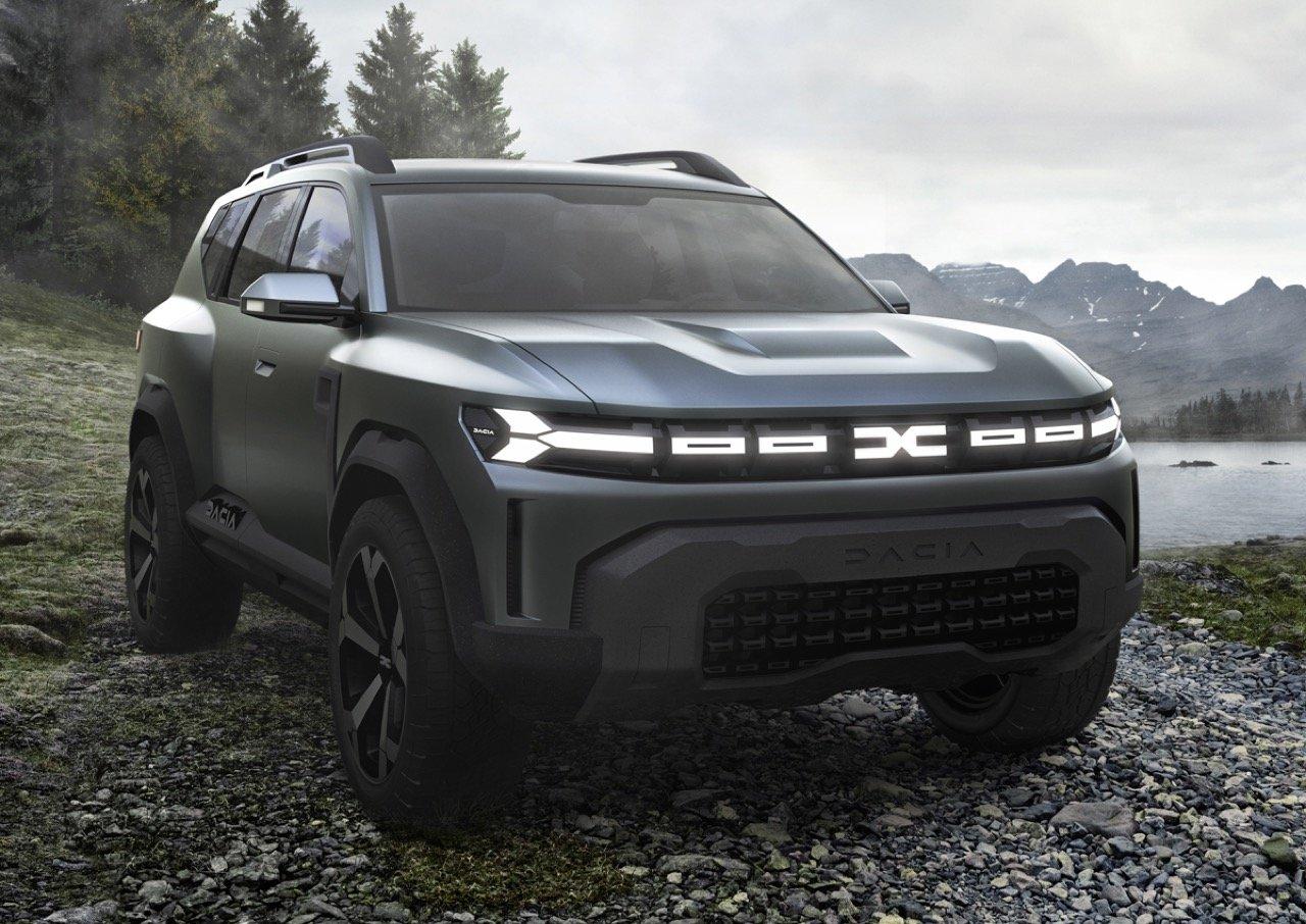 Dacia Duster: la terza generazione arriva nel 2024