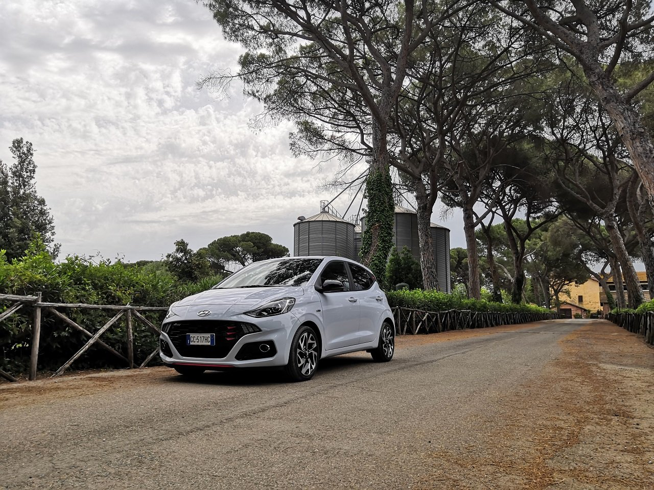 Hyundai i10 1.0 T-GDI N Line: la prova su strada
