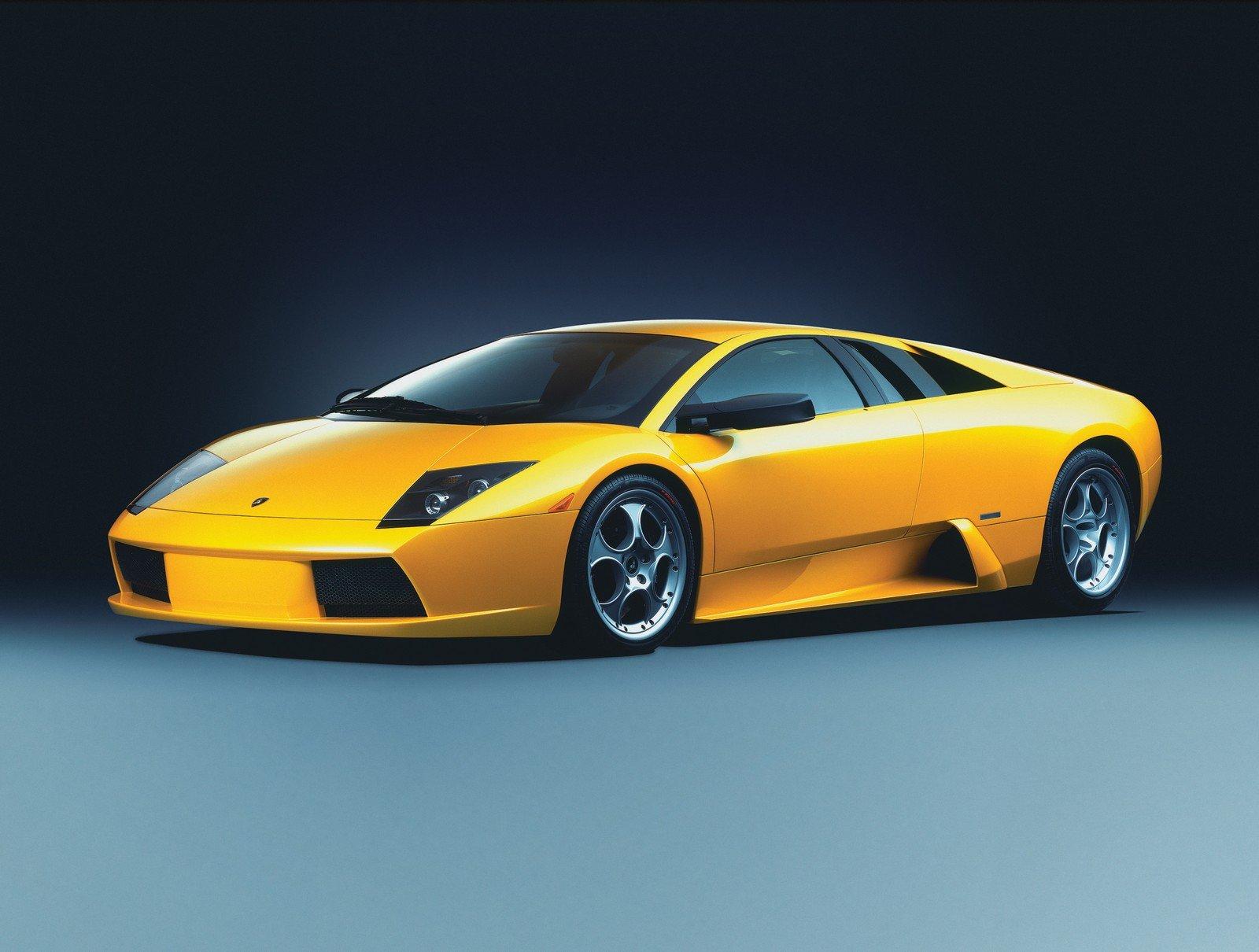20 Anni Lamborghini Murciélago