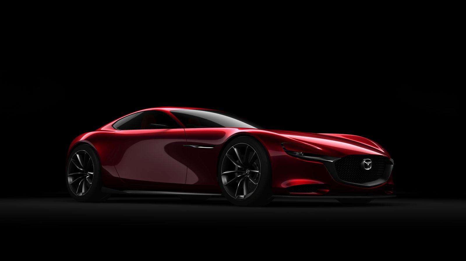 Mazda: alimentazione ad idrogeno per il redivivo motore Wankel?