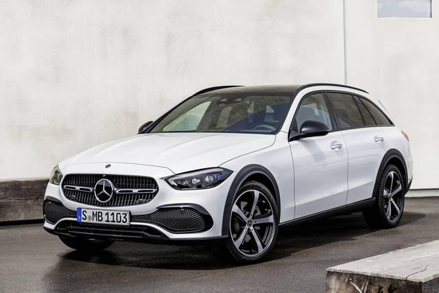 Mercedes Classe C: arriva la All-Terrain