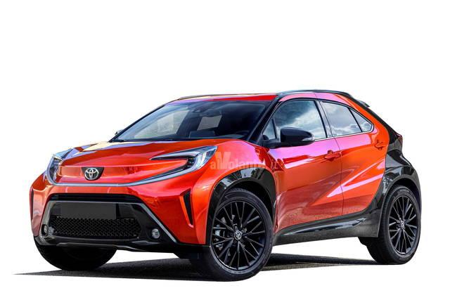 Toyota Aygo: nel 2022 sarà tutta nuova