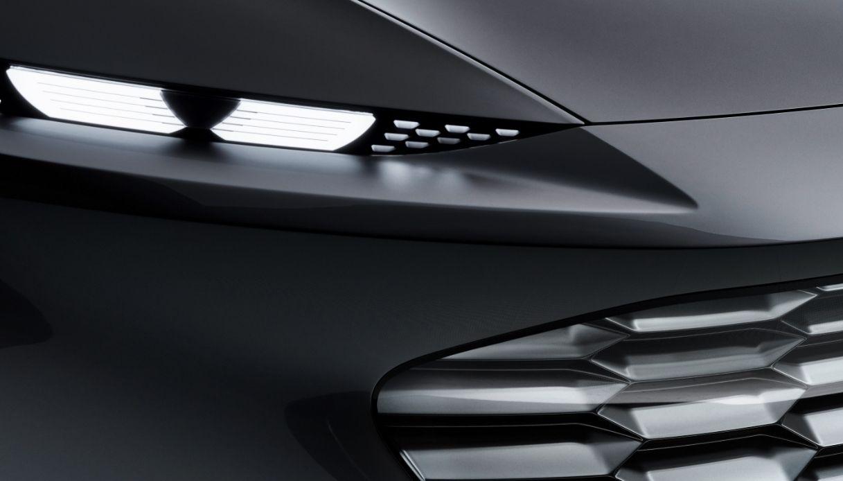 Nuova Audi grandsphere concept