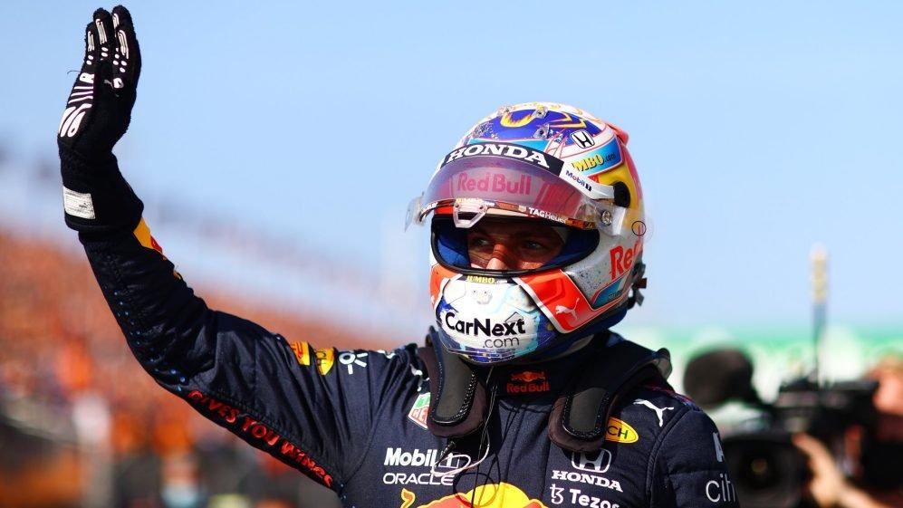 Formula1 GP d'Olanda: super Max Verstappen trionfa in casa