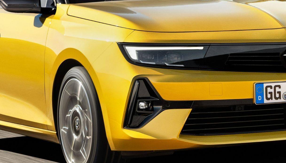 Opel Astra sesta generazione