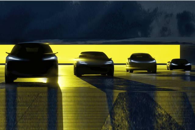 Lotus: 4 nuovi modelli elettrici nei prossimi 5 anni