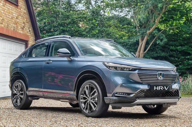 Honda HR-V: annunciati i prezzi