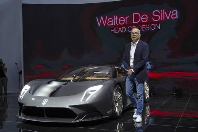 """Walter de Silva: """"La S9? È come un aliante"""""""