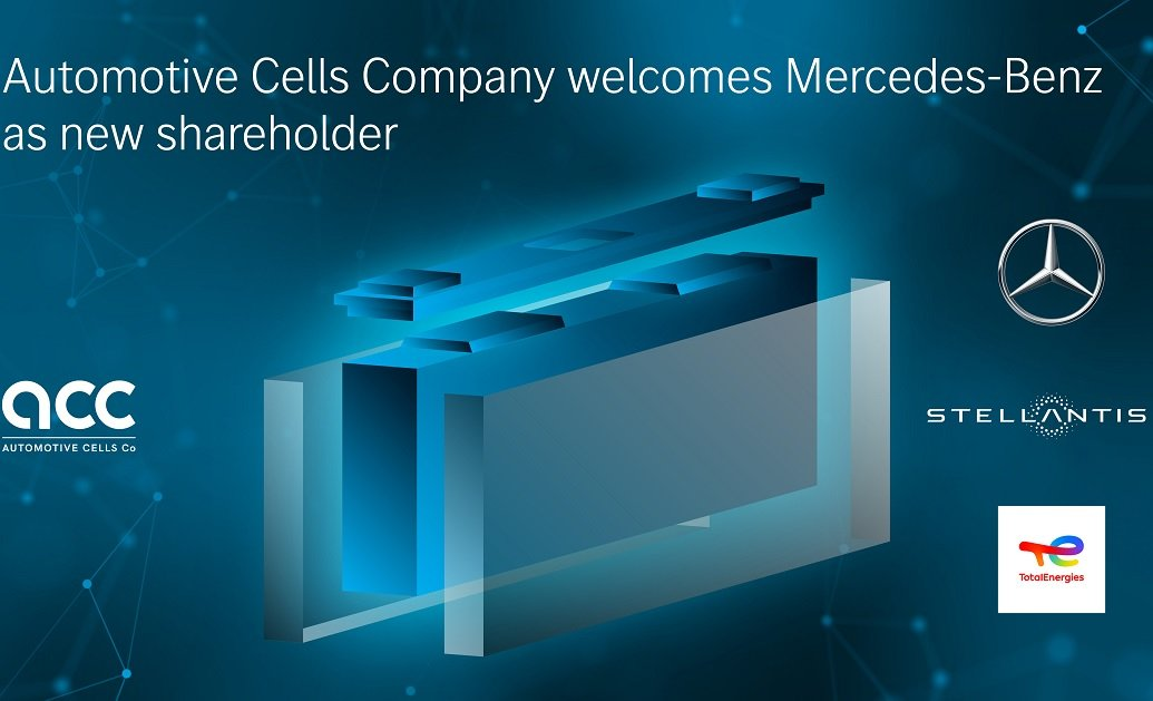 Mercedes, Stellantis e TotalEnergies insieme nel polo europeo delle batterie