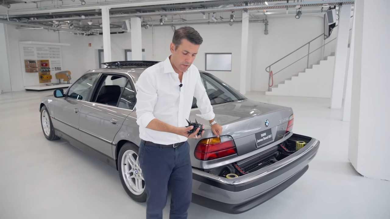 BMW Serie 7 E38, i segreti di tre modelli speciali
