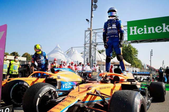 Formula 1, Gp d'Italia 2021: vince Ricciardo. Classifica e calendario