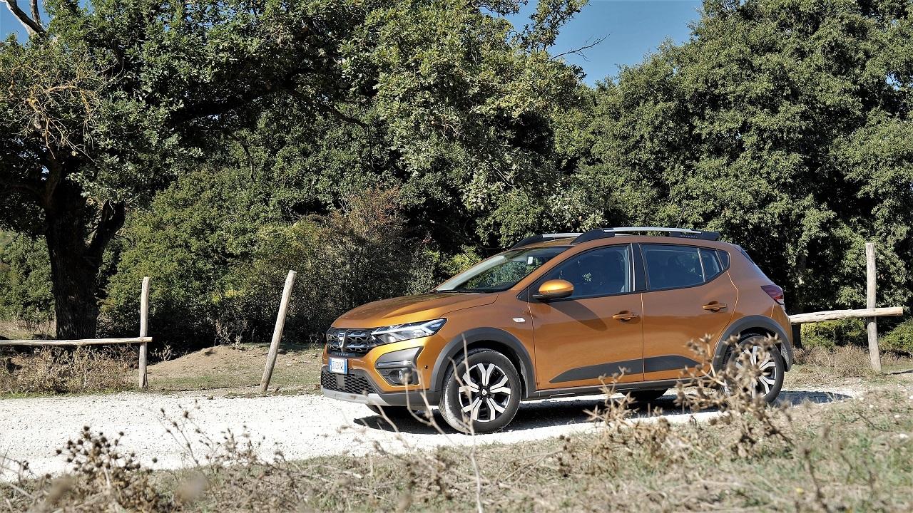 Dacia Sandero Stepway 1.0 TCe ECO-G a GPL: la prova su strada